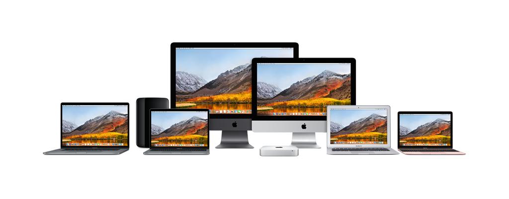 Mac Line Up